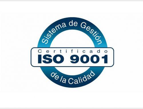 Las normas ISO9001:2015 e ISO 14001:2015