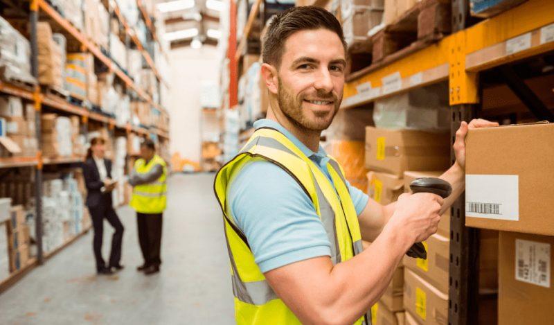 gestión de bodegas, almacenes e inventarios